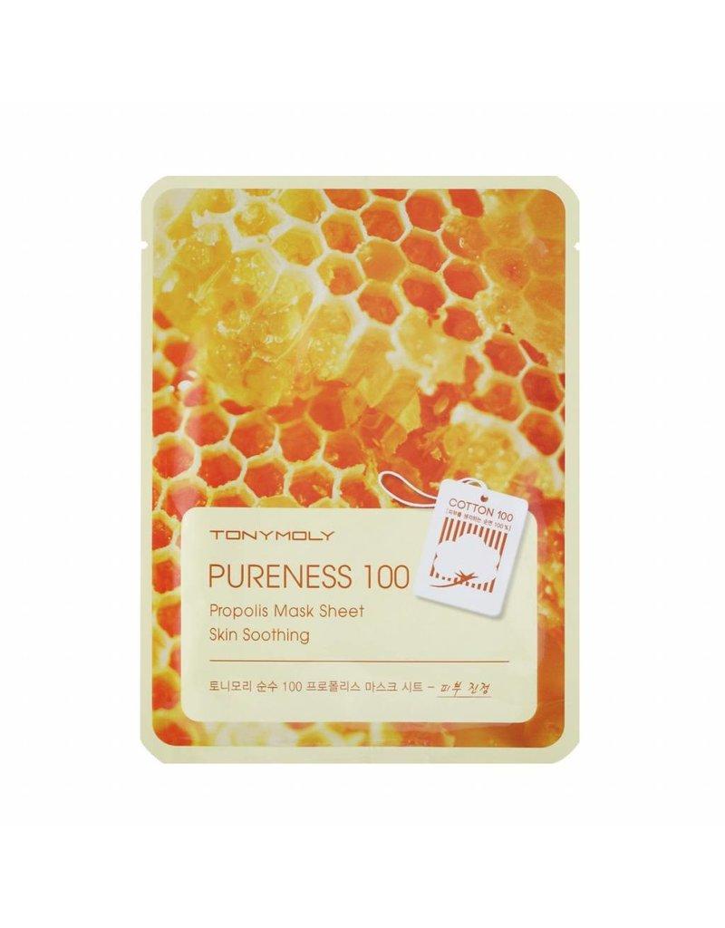Tony Moly Tony Moly Pureness 100 - Propolis Sheet Masker