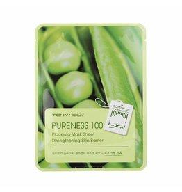 Tony Moly Tony Moly Pureness 100 - Placenta Sheet Masker (plantaardig)