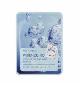 Tony Moly Tony Moly Pureness 100 - Hyaluronzuur Sheet Masker
