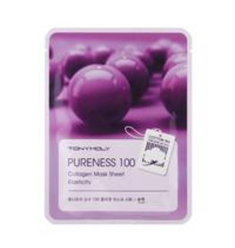 Tony Moly Tony Moly Pureness 100 - Collageen Sheet Masker