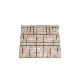 MRMLX  | Burdur Beige Tumbled 2,3 x 2,3 x 1 cm