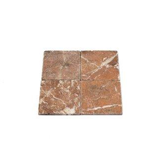 MRMLX  | Burdur Brown Tumbled 15 x 15 x 1 cm
