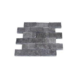 Belgisch Hardsteen Splitface 30 x 30 x 1,8 cm