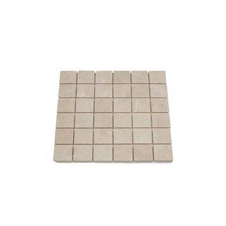 MRMLX | Burdur Beige Tumbled 4,8 x 4,8 x 1 cm