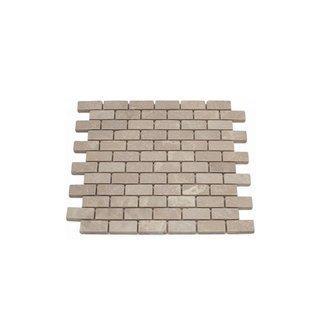 MRMLX | Burdur Beige Tumbled 2,3 x 4,8 x 1 cm
