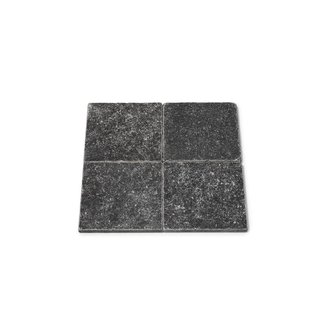 Karia Black Verouderd 15 x 15 x 1 cm