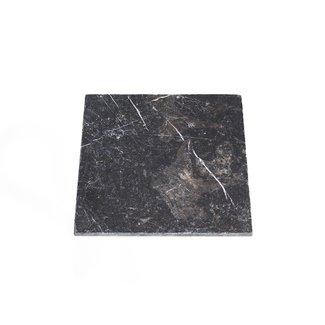 MRMLX    Toros Black Tumbled  40,6 x 40,6 x 1 cm