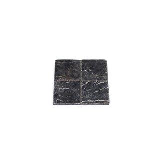 Toros Black Verouderd 10 x 10 x 1 cm