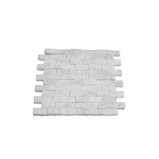 MRMLX  | Thassos Splitface 2,3 x 4,8 x 1,5 cm