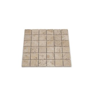 Travertine Light Large 30,5 x 30,5 x 1 cm