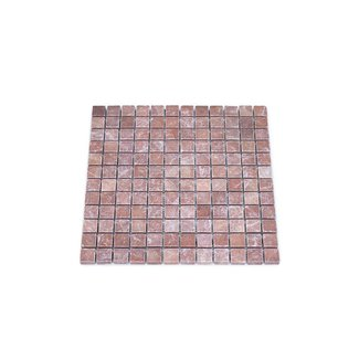 MRMLX  | Burdur Brown Tumbled 2,3 x 2,3 x 1 cm