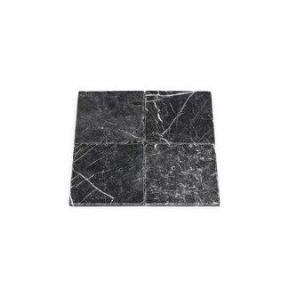 MRMLX | Toros Black Tumbled  15 x 15 x 1 cm