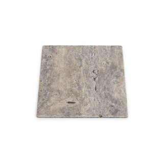 MRMLX | Travertine Silver Tumbled 30,5 x 30,5 x 1 cm
