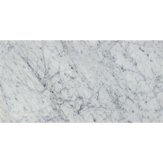 Carrara Gepolijst 30 x 60 x 1,2 cm