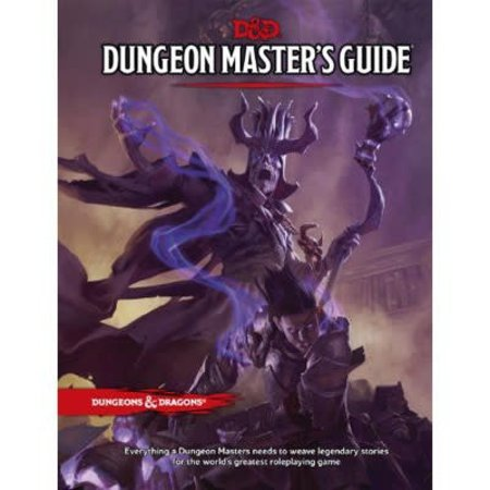 Wizards of the Coast D&D 5th Edition Core Book: Dungeon Master's Guide
