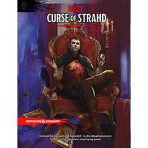 D&D 5th Edition Adventures: Curse of Strahd