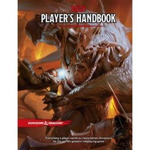 D&D 5th Edition Core Book: Player's Handbook