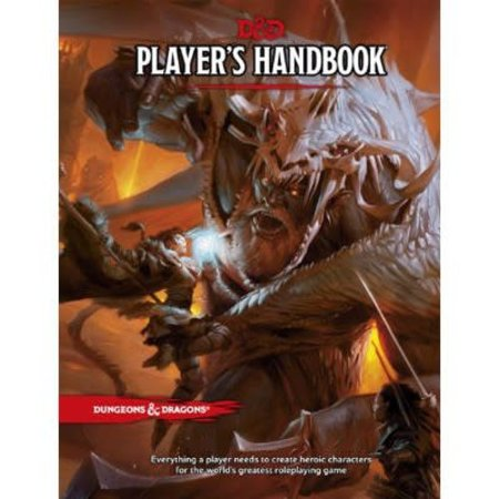 Wizards of the Coast D&D 5th Edition Core Book: Player's Handbook