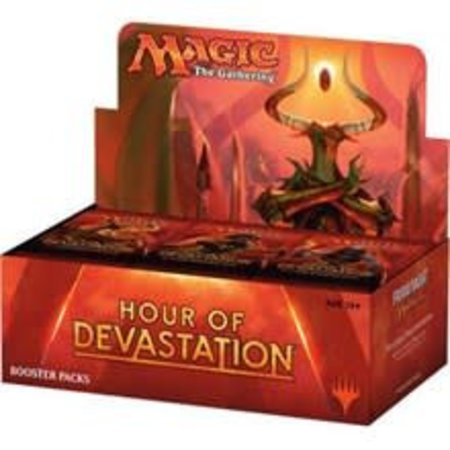 Wizards of the Coast MTG AKH Hour of Devastation boosterbox