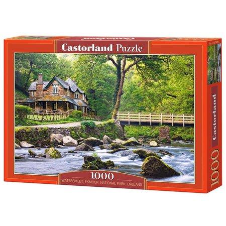 Castorland Watersmeet, Exmoor National Park, England (1000)