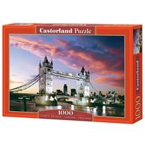 Tower Bridge, London England