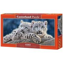 Snow Leapard Cubs (600)