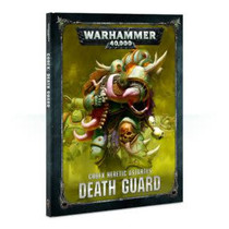 Warhammer 40,000 8th Edition Rulebook Chaos Codex: Heretic Astartes Death Guard (HC)