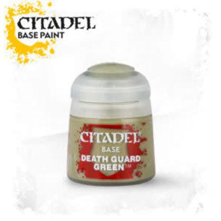 Citadel Miniatures Citadel Paints: Death Guard Green (base)