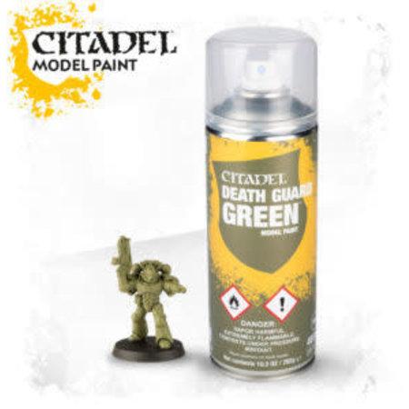 Citadel Miniatures Death Guard Green Spray (Primer)
