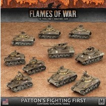 FOW 4.0: Patton's Fighting First Starter Army