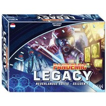Pandemic Legacy Seizoen 1: Blauw [NL]
