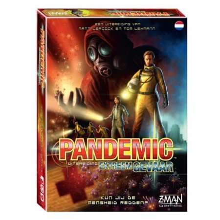 Z-Man Games Pandemie 3de Editie: Extreem Gevaar [NL]
