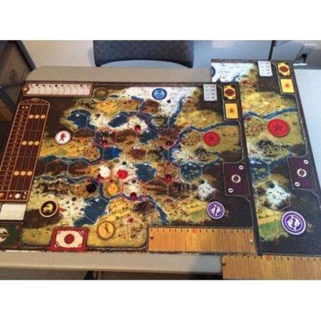 Stonemaier Games Scythe Board Extension (Eng) - Uitbreiding