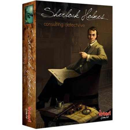 Space Cowboys Sherlock Holmes: Consulting Detective: The Thames Murders & Other Cases*