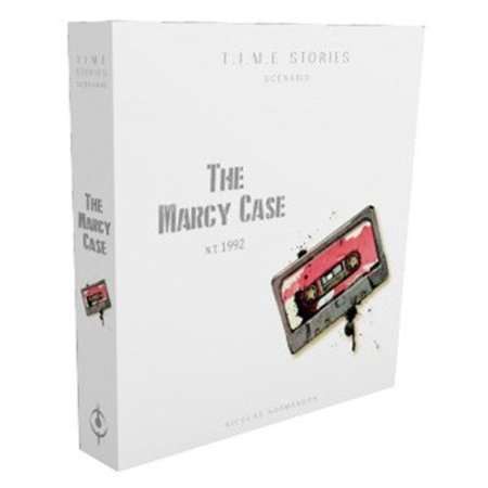 Space Cowboys T.I.M.E. Stories: The Marcy Case - Uitbreiding