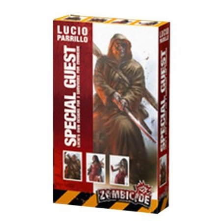 Guillotine Games Zombicide: Special Guest Lucio Parrillo (Eng)
