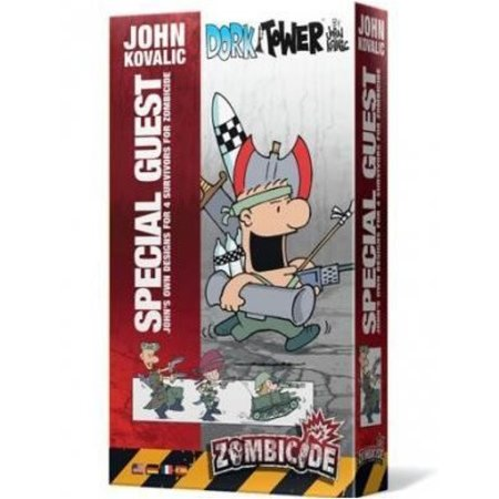 Guillotine Games Zombicide: Special Guest John Kovalic