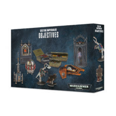 Games Workshop Sector Imperialis: Objectives