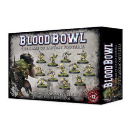 Games Workshop Blood Bowl: Scarcrag Snivellers