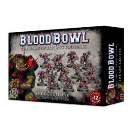 Games Workshop Blood Bowl: Orc The Gouged Eye Team