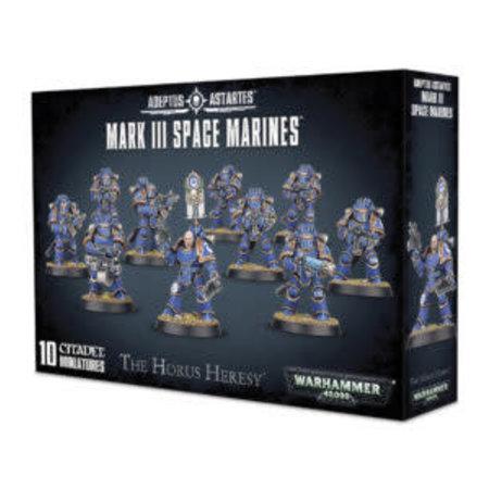 Games Workshop Warhammer 40,000 Imperium Adeptus Astartes - The Horus Heresy: Mk III Space Marines