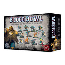 Blood Bowl: The Dwarf Giants Team
