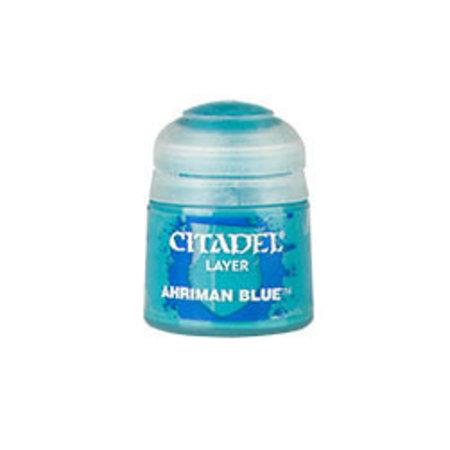 Citadel Miniatures Ahriman Blue (Layer)