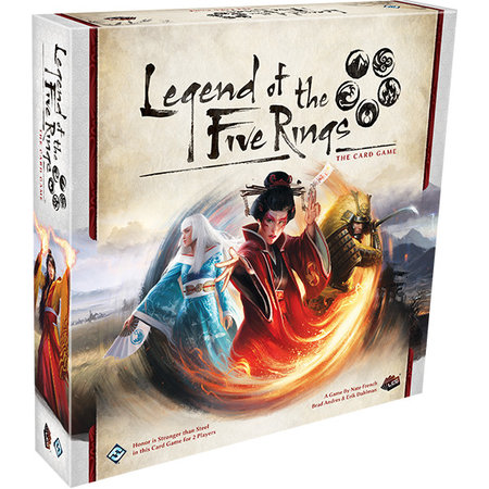 Fantasy Flight Legend of the Five Rings LCG: Core set (Eng)