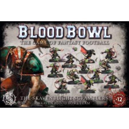 Games Workshop Blood Bowl: The Skavenblight Scramblers
