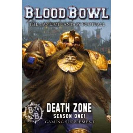 Games Workshop Blood Bowl: Death Zone Season One!