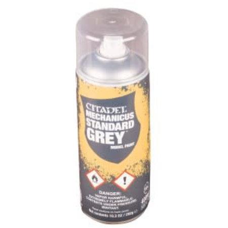 Citadel Miniatures Citadel Paint Sprays: Mechanicus Standard (Primer)