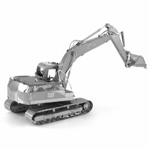 Metal Earth CAT Excavator