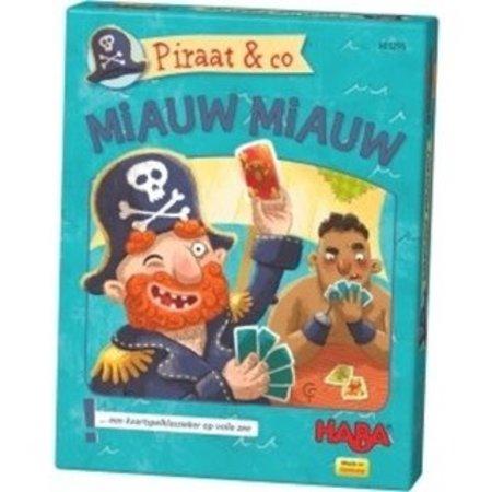 Haba Piraat & Co: Miauw Miauw