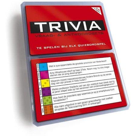 Nova Carta Quizvragen (Triviant, Trivial Pursuit) Aanvulset (refresh)